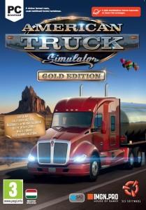 American Truck Simulator GOLD (alapjáték + összes kieg + egyéb megjelent DLC-k) (PC) Játékprogram