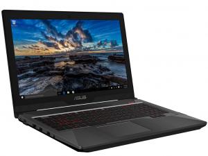 Asus FX503VD-DM311 15.6 FHD, Intel® Core™ i5 Processzor-7300HQ, 4GB, 1TB SSHD, NVIDIA GeForce GTX 1050 - 4GB, Dos, fekete notebook