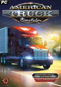 American Truck Simulatot (PC) Játékprogram