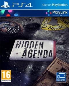PlayLink - Hidden Agenda (PS4) Játékprogram