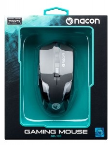 Nacon GM-105 (PC) Gaming egér