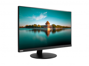 Lenovo 27 Thinkvision P27q-10 - 61A8GAT1EU - Fekete - Monitor