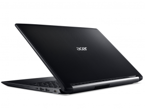 Acer Aspire 5 A515-51G-30SV 15.6 HD, Intel® Core™ i3 Processzor-7130U, 4GB, 1TB HDD, NVIDIA GeForce MX130 - 2GB, linux, fekete notebook
