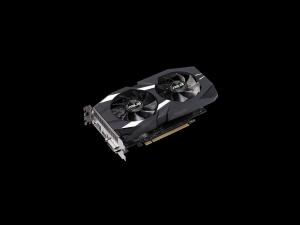 Asus DUAL-GTX1050TI-O4G-V2 - GTX 1050 Ti 4GB DDR5 - Videokártya