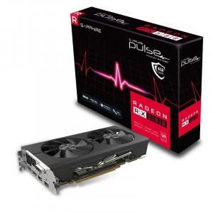 Sapphire PULSE OC AMD Radeon RX 580 8GB - Videókártya