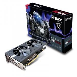 Sapphire NITRO+ OC AMD RX 580 4GB - Videókártya