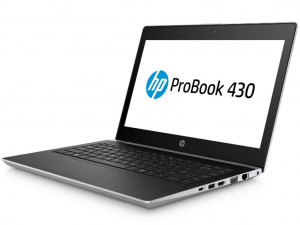 HP Probook 430 G5 3GJ15ES#AKC 13.3 FHD Intel® Core™ i7 Processzor-8550U, 8GB, 256GB SSD, Dos, ezüst notebook