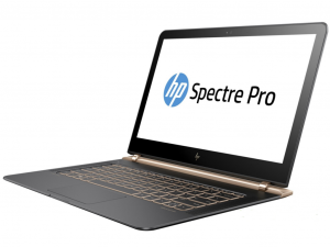 HP SPECTRE PRO 13 13-v100nh 13.3 FHD Core™ I5-6200U 2.3GHZ, 8GB, 256GB SSD, WIN 10 (219319)