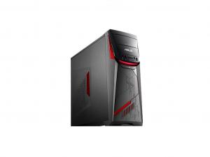 Asus ROG G11DF-HU021T - AMD Ryzen 7-1700 - 16GB RAM - 1TB HDD - 256GB SSD - GTX 1080 - Szürke- Windows 10 - Gamer PC