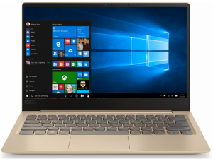 Lenovo Ideapad 320s 81AK009THV 13.3 FHD IPS, Intel® Core™ i3 Processzor-7100U, 4GB, 128GB SSD, Win10H, arany notebook