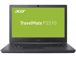 Acer TravelMate TMP2510-M-38WB 15.6 HD, Intel® Core™ i3 Processzor-7100U, 4GB, 256GB SSD, linux, fekete notebook