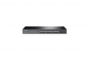 Tp-Link Switch Gigabit JetStream 24+4sfp port - T1600G-28TS (TL-SG2424) - Switch