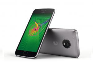 Motorola Moto G5 Plus - Dual-SIM - Dark Gray - Okostelefon