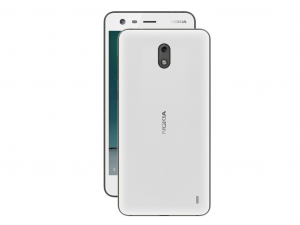 Nokia 2 Dual-SIM - Fehér - Okostelefon