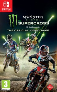 Nintendo Switch - Monster Energy Supercross Játékszoftver