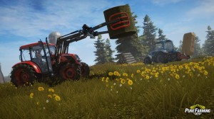 Pure Farming 2018 (PC) Játékprogram