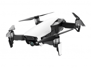 DJI Mavic Air - Fly More Combo - Artic White - Drón