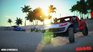 Gravel (PC) Játékprogram - Plusz előrendelői extrákkal: Porsche DLC és Gravel Kulcstartó a készlet erejéig!