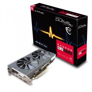Sapphire PULSE OC AMD Radeon RX 570 8GB - Videókártya