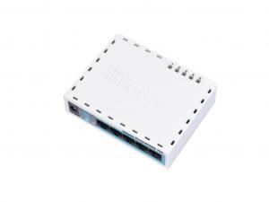 Mikrotik RB750R2 - Vezetékes Router