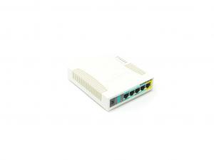 Mikrotik RB951UI-2ND - Vezetéknélküli Router