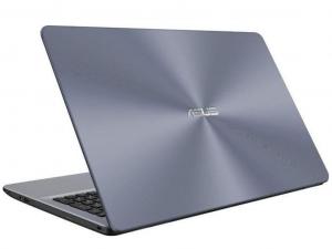Asus VivoBook X542UN-DM097 15.6 FHD, Intel® Core™ i5 Processzor-8250U, 4GB, 1TB HDD, NVIDIA GeForce MX150 - 4GB, linux, szürke notebook