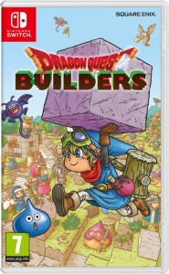 Nintendo Switch - Dragon Quest Builders Játékszoftver