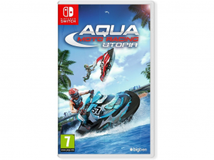 Nintendo Switch - Aqua Moto Racing Utopia Játékszoftver