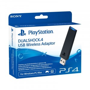 Sony Playstation 4 (PS4) Dualshock USB Wireless Adaptor