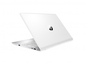 HP PAVILION 15-CS2001NH, 15.6 FHD AG IPS, Core™ I3-8145U, 4GB, 256GB SSD, WIN 10, Fehér notebook