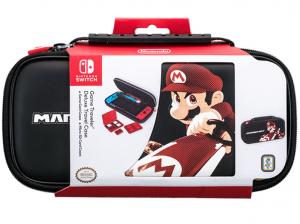 Nintendo Switch - BigBen Keménytok, Mario Kart 8