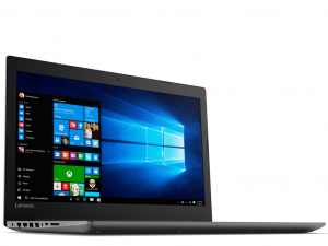 LENOVO IDEAPAD 320-15ISK,15.6 FHD, Intel® Core™ i7 Processzor-6500, 4GB, 1TB HDD, NVIDIA GF920-2, NO ODD,WIN10, BLACK