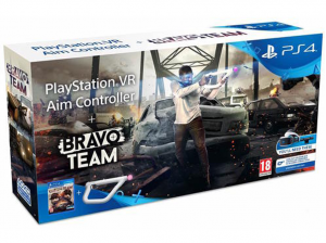 Bravo Team (PS4 VR) Játékprogram + AIM kontroller