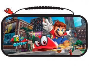 Nintendo Switch - BigBen Keménytok, Mario Odyssey