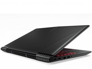LENOVO IDEAPAD Y520-15IKBM,15.6 FHD IPS, Intel® Core™ i7 Processzor-7700HQ,4GB,1TB HDD, GF GTX1060-3, NO ODD, WIN10, BLACK