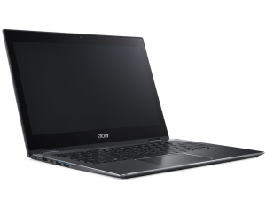Acer Spin SP513-52N-876R 13.3 FHD IPS Multi-touch, Intel® Core™ i7 Processzor-8550U, 8GB, 256GB SSD, Win10, szürke notebook
