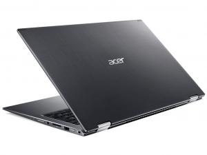 Acer Spin SP515-51GN-53VD 15.6 FHD IPS Touch, Intel® Core™ i5 Processzor-8250U, 8GB, 1TB HDD + 256GB SSD, NVIDIA GeForce GTX 1050 - 4GB, Win10, szürke