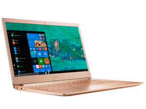 Acer Swift SF514-52T-58D5 14 FHD IPS Touch, Intel® Core™ i5 Processzor-8250U, 8GB, 256GB SSD, Win10, arany színű notebook