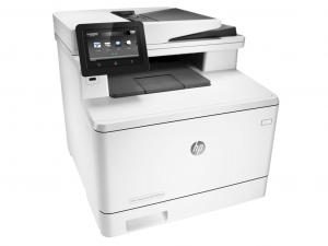 HP Color LaserJet Pro MFP M477fnw Irodai Többfunkciós Nyomtató