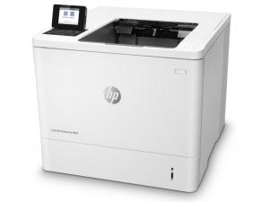 HP LaserJet Enterprise M607dn Irodai fekete-fehér lézernyomtató