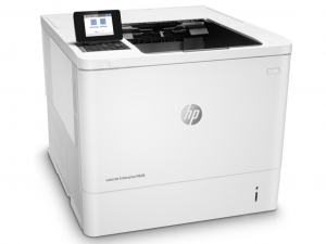 HP LaserJet Enterprise M608dn Irodai fekete-fehér lézernyomtató