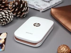 HP Sprocket Fotónyomtató fehér