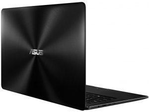 Asus ZenBook Pro UX550VE-BN027T 15.6 FHD, Intel® Core™ i7 Processzor-7700HQ, 8GB, 512GB SSD, NVIDIA GeForce GTX 1050 Ti - 4GB, Win10, fekete notebook