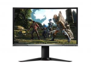 Lenovo 65BEGAC1EU Ívelt Gaming WLED Monitor 27 Y27g - Fekete