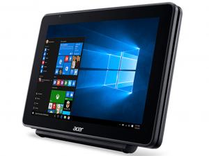 Acer One 10 S1003-10VJ 10,1 HD IPS Multi-touch, Intel® Atom™ Processzor X5-Z8350, 4GB, 64GB eMMC, Win10H, fekete notebook