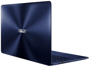 Asus ZenBook Pro UX550VE-BN148R 15.6 FHD, Intel® Core™ i7 Processzor-7700HQ, 16GB, 256GB SSD, NVIDIA GeForce GTX 1050 Ti - 4GB, Win10P, kék notebook