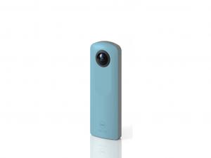 Ricoh Theta SC - 360 fokos látószög - Kék videokamera