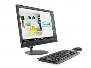 LENOVO IdeaCentre AIO 520-22IKL - 21,5\ FHD, i3-7100T, 8GB, 1TB HDD, AMD Radeon 530 2GB, DOS, +vezetéknélküli Billentyűzet és Egér - All in One PC