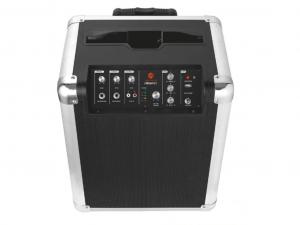 Trust Urban Fiesta Pro - Vezeték nélküli - Fekete - Bluetooth hangszóró