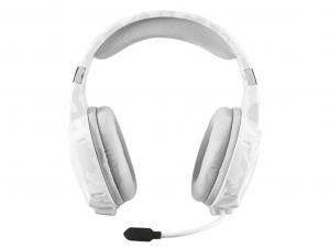Trust GXT 322W Carus - Hó álcafestéses - Gamer fejhallgató